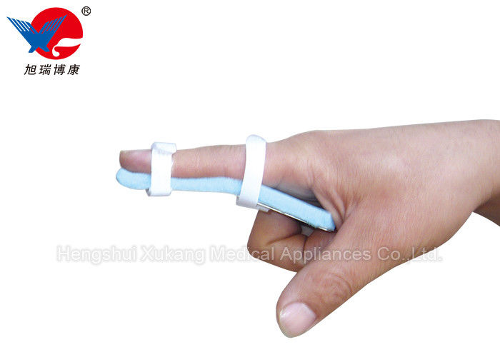 Varied Sizes Optional Soft Neoprene Finger Splint For Interphalangeal Deformation