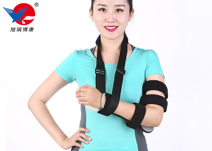Humanize Design Elbow Support Brace , Forearm Fracture Brace With Accurate Adjust Angle