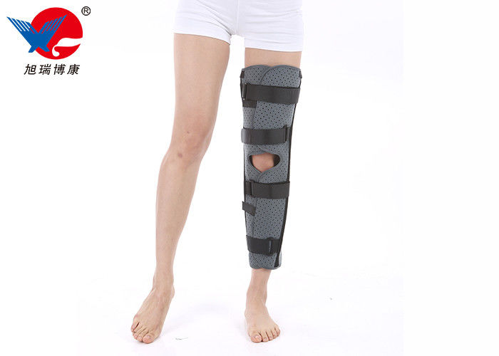 Open Hinge Knee Brace Orthopedic Knee Pads Support With CE FDA